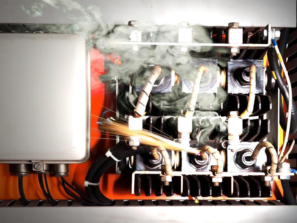 Avería y Reparación Eléctrica